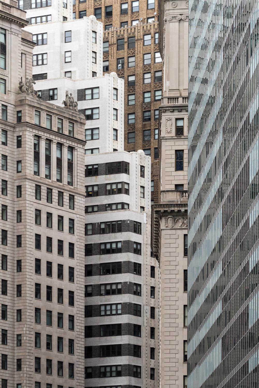 Façades à New-York city - Numéro 5