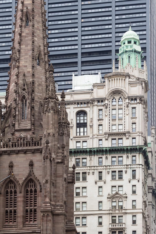 Façades à New-York city - Numéro 8