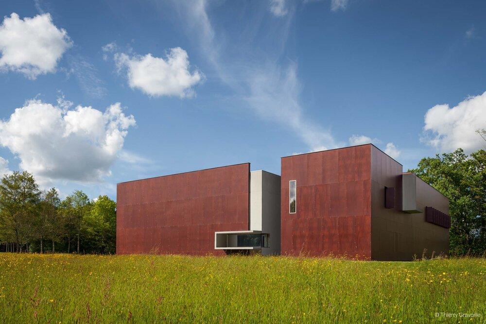 Architecture / Frac Pays de Loire à Carquefou / Architecte(s) : Jean-Claude Pondevie