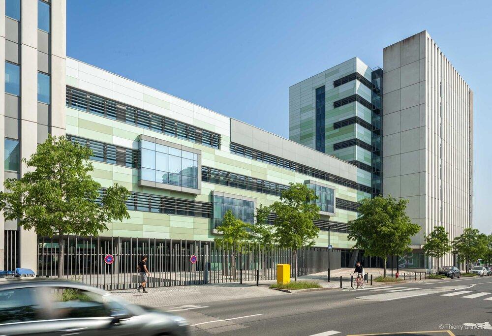Architecture / Bâtiment Axéo Malakoff à Nantes / Architecte(s) : AIA Life Designers