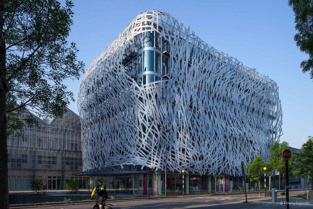 Architecture / Bâtiment Manny - Siège Groupe Coupechoux à Nantes / Architecte(s) : TETRARC