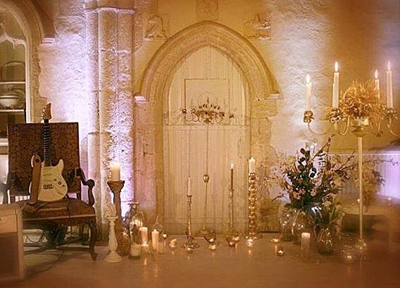 Butley Priory Interior