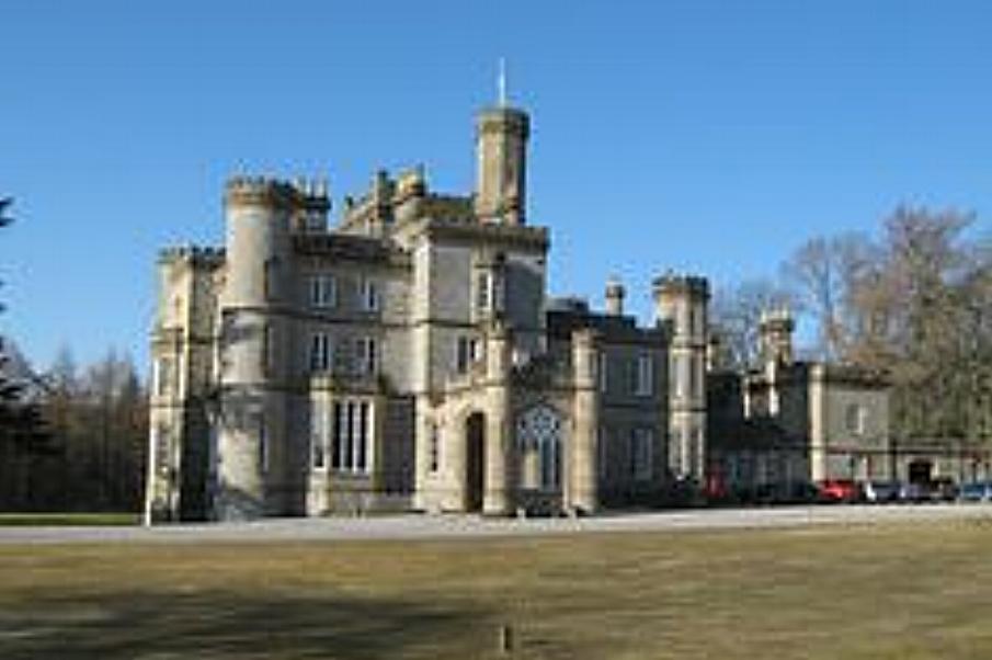 Drummuir Castle, Scotland