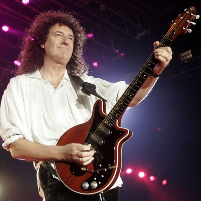 "Brian May, Queen   ""F antastic playing Michael, visually full of charisma and enormous energy as well. Captivating!""    One of the highlights of Michael's career was when he was invited to play for Brian May and Jimmy Page after he won a competition where thousands of guitarists from across the UK competed. They said Michael was chosen because of his flair, unassuming charisma, courage taking chances on the guitar and thinking outside of the box! And as Jimmy said too, for ' being such a bloody nice and humble guy!'  (Written by Georgia because Michael would never tell anyone this himself)!"