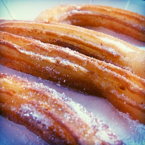 CHURROS & CHORIZO, SPANISH DELI MOBILE CATERER. Based in East Anglia.     Facebook    We've come across a lot of mobile caterers but the thing that stands out for us about Churros and Chorizo, is how unusual the menu is and the churros are to die for! Oh and suitable for vegans too with their warm vegan chocolate sauce! People get so excited by their lavish and yummy menu which offers authentic Spanish cuisine! Our band was salivating at the smell of the food cooking! On top of this, they are lovely, lovely people which we all know is super important when choosing wedding suppliers. These guys really contributed to the happiness of the wedding with their fun and friendly vibe.