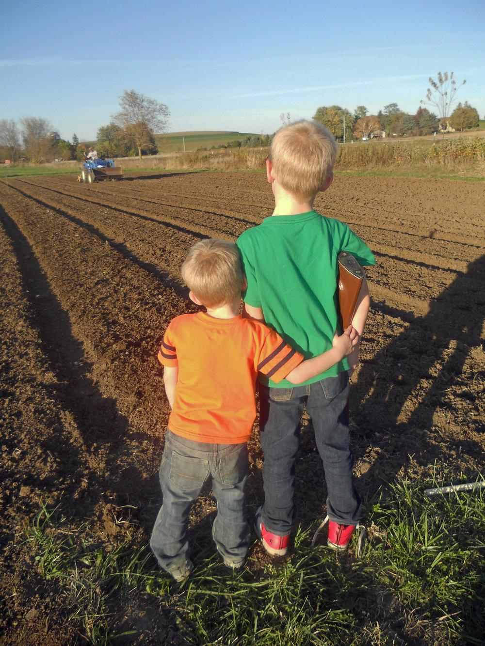garlic supervisors.