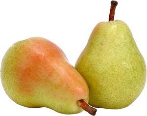 Organic Pears. $1.50 per Pound.