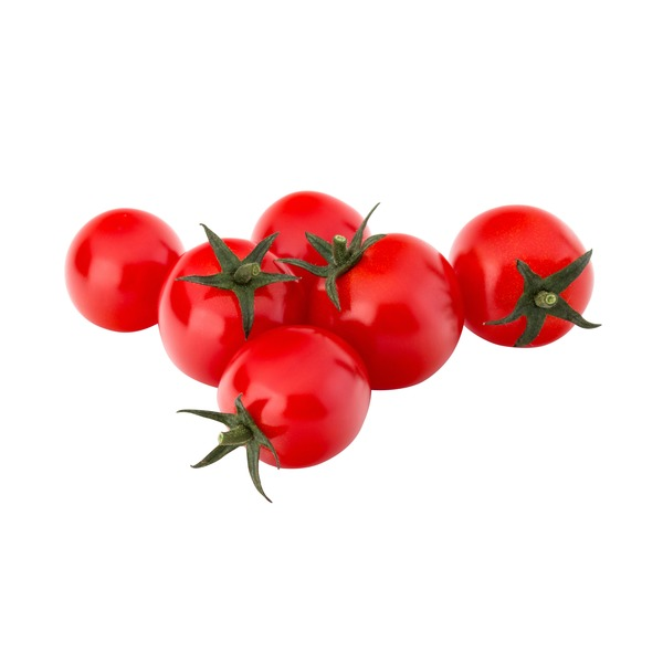 cherry tomatoes. $2.50 per 1.5 Pint.