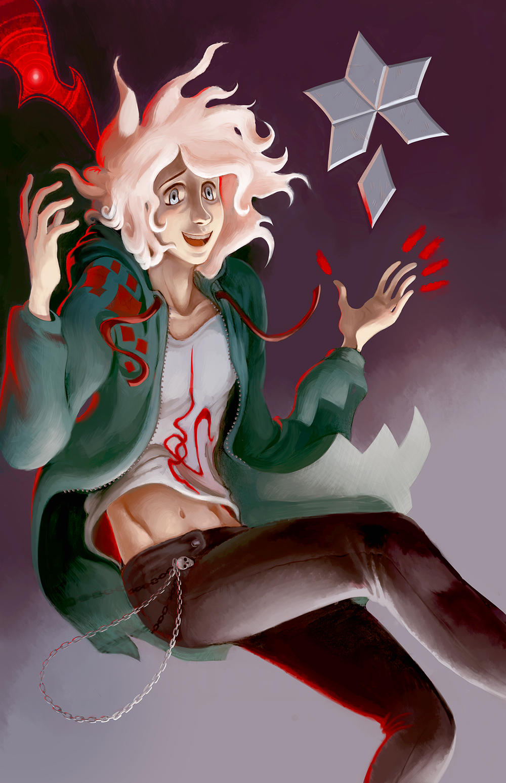 komaeda tribute