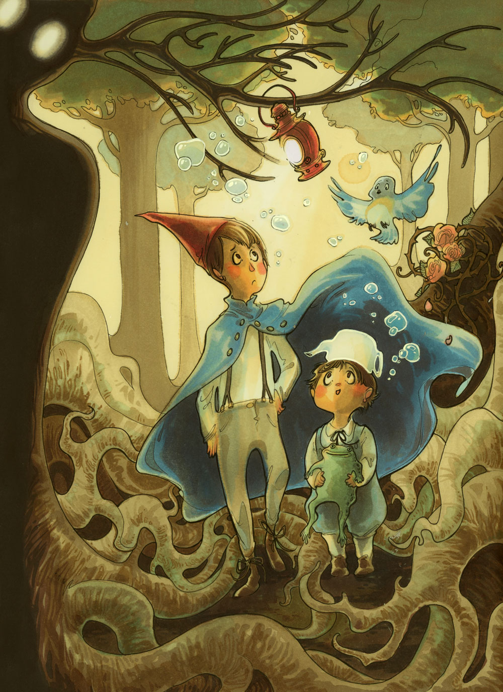 over the garden wall tribute