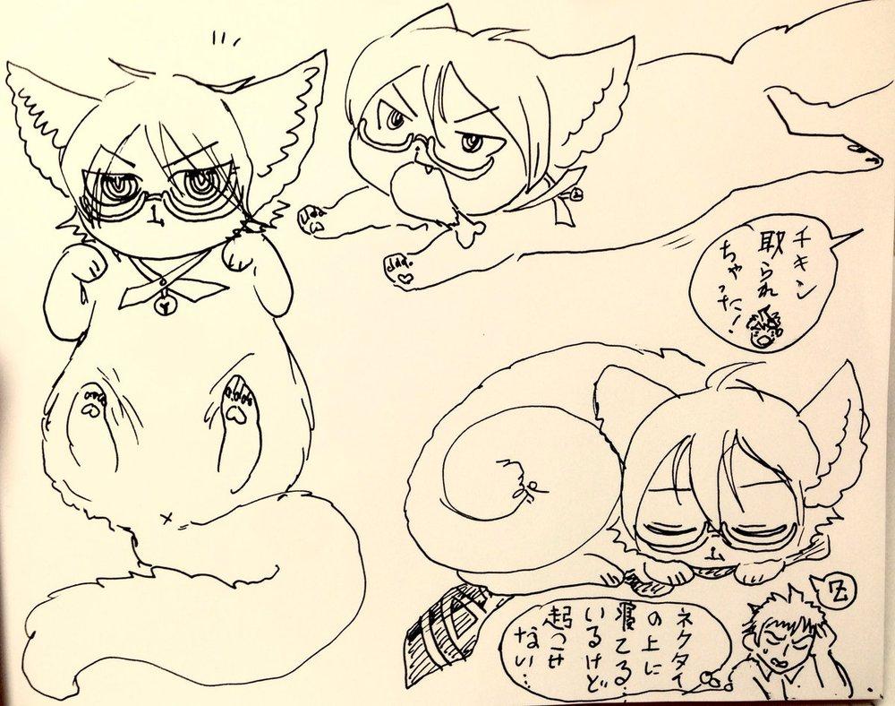 twogami kitty 2