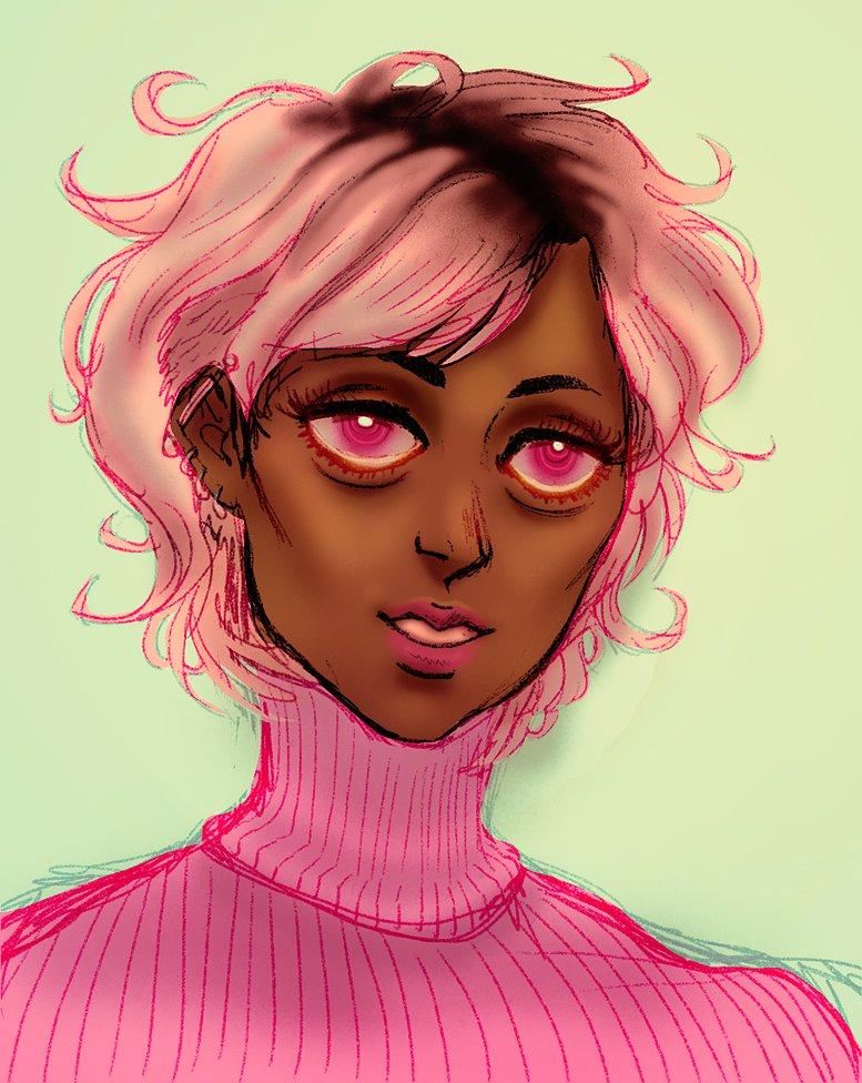 virgo character concept