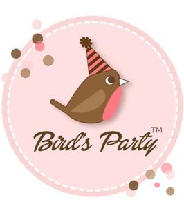Bird's Party badge
