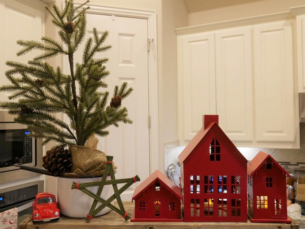 Rustic Christmas Decor ideas