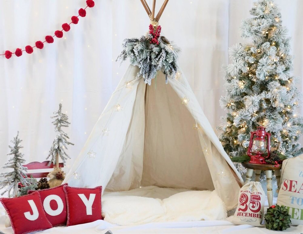 2017 Party Hop for all entertaining ideas for the holidays