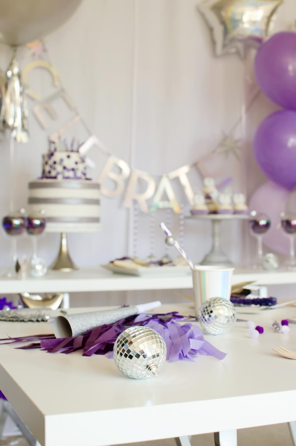 New Years party ideas and inspiration!