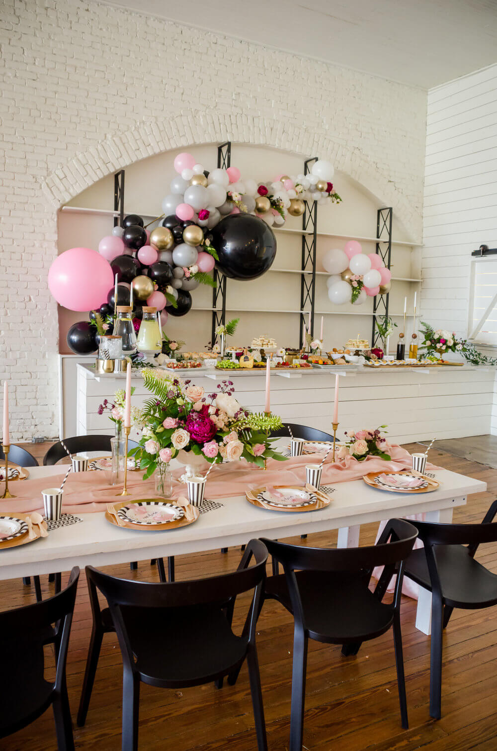 Beautiful Bridal Shower Inspiration