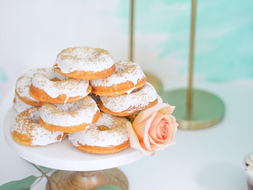 Love these vanilla donuts