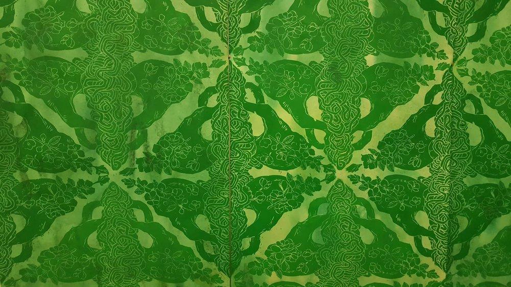 Green Wallpaper Series