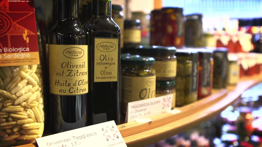 Öl, Essig & Eingemachtes - Olivenöl, Balsamico, Sugo, Antipasti, vegetarische Aufstriche etc.