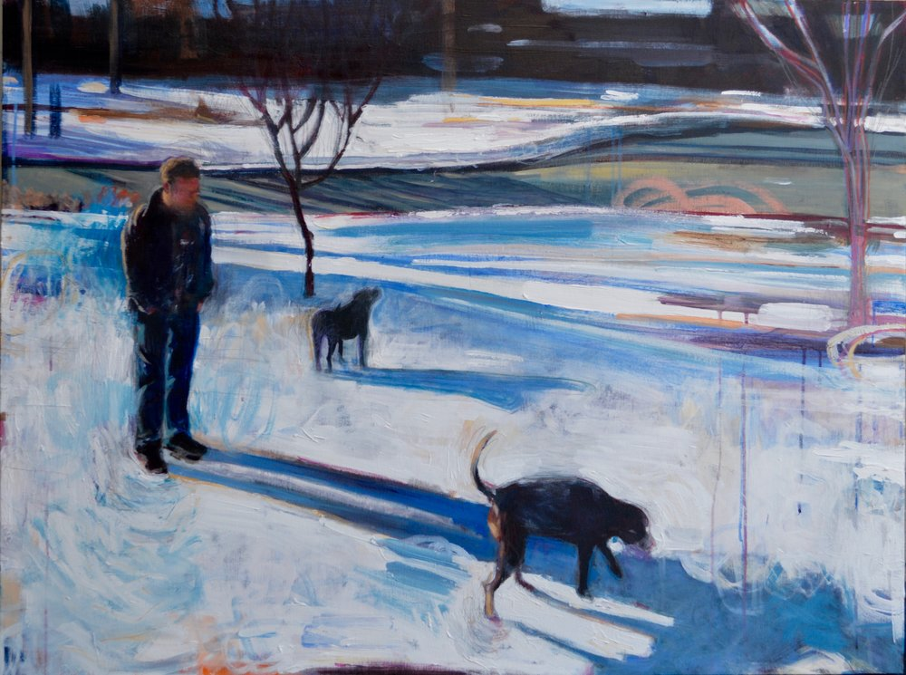 First Snow_BrodieRobbins_mixed media on canvas_36 x 48 inches_3600.jpg