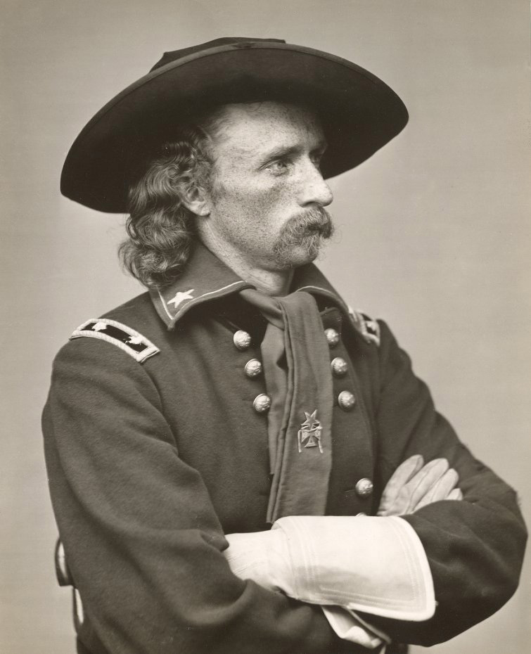 """I could whip all the Indians on the continent with the Seventh Cavalry"" -George Armstrong Custer, June 25, 1876"