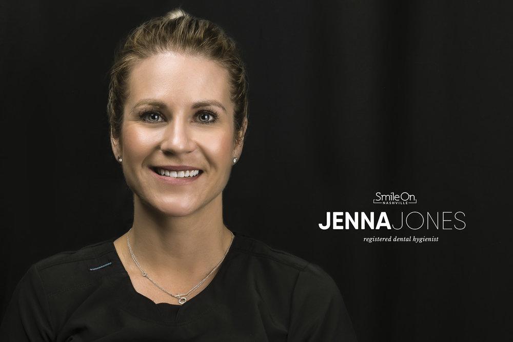 Jenna Jones, RDH