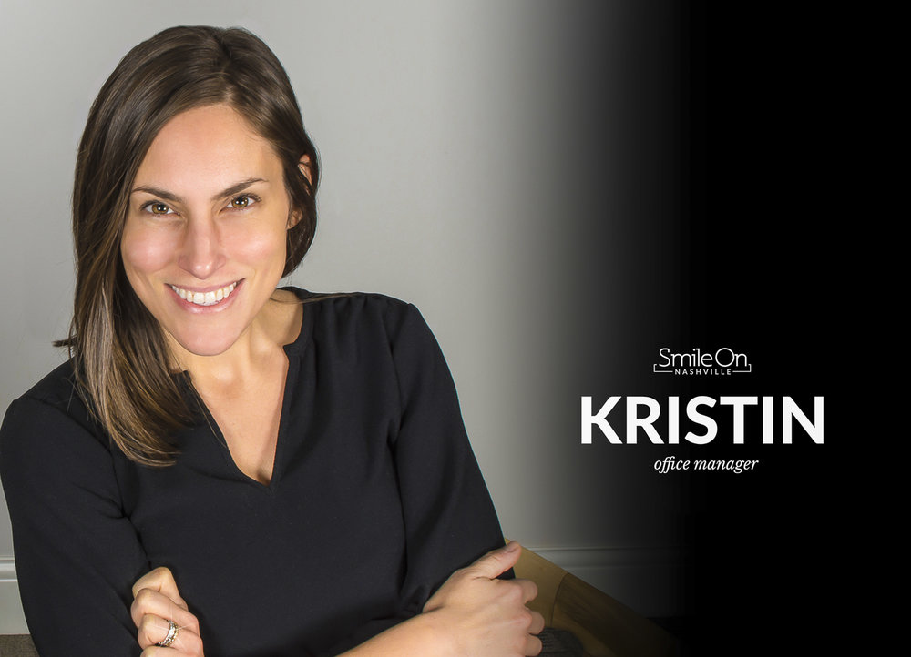 Kristin,   Office Manager
