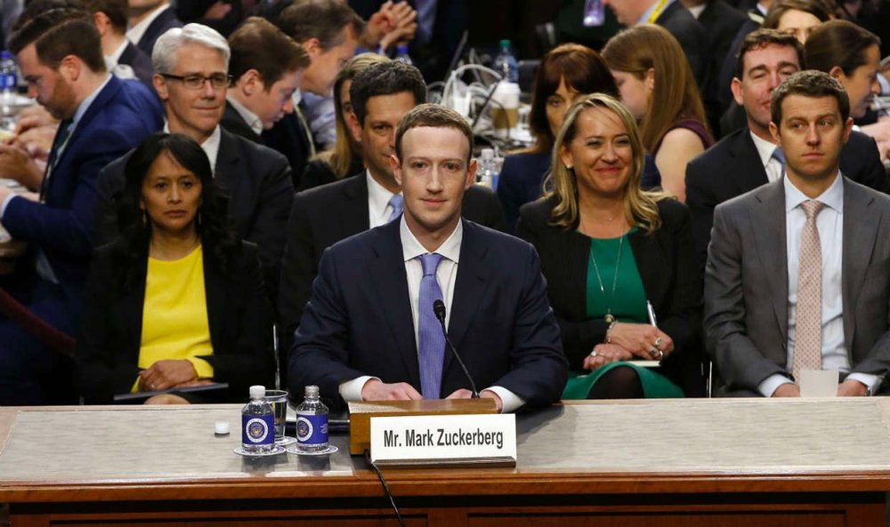 Micro-trend for 2019: tech executives testifying in court. Photo:  Capital