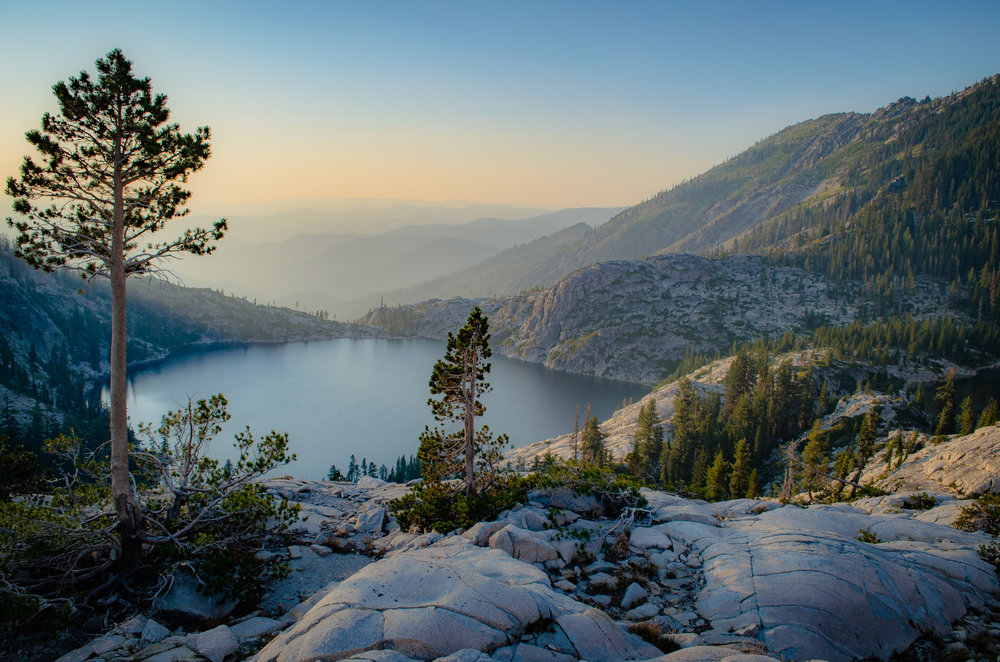 Trinity Alps, California