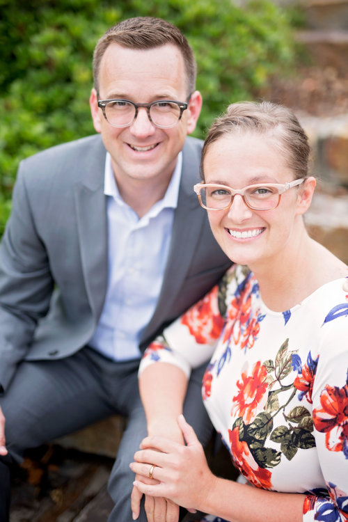 Rev. Wes & Ashley Robinett - Ministries Pastor Wesley Robinett is the Ministries Pastor at Northside Church.  He and his wife, Ashley, have served in ministry since their marriage in 2004, working as Student Pastor, Assistant Pastor and Music Director in Searcy, AR, before joining the Northside Church staff as Student Pastor in 2011.  Wesley transitioned to his current role as Ministries Pastor in 2015.  In this role, he develops young ministries in the church and leads Northside's Growth Track class for new members.  Wesley is also the church's liaison to the community, and organizes several community-focused projects each year, mobilizing the church body to be the hands and feet of Christ in this region.  Wesley holds an Associate Degree in Theological Studies, is an intense thinker, and loves to teach.  He and Ashley have two sons, Weston and Bryston, who are aspiring greeters.