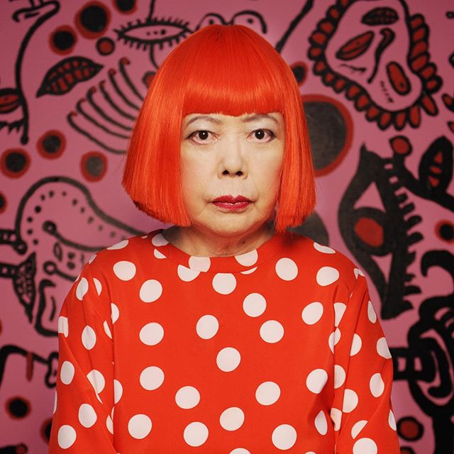 "Screening KUSAMA: INFINITY was a great to end @frieze week with director @heatherlenzfilmz and producer Karen Johnson The documentary reclaims KUSAMA'S place in history, revealing how her ideas were continually ""appropriated"" by her male counterparts SWIPE FOR EXAMPLE!  Now the top-selling female artist in the world, YAYOI KUSAMA has overcome impossible odds to bring her radical artistic vision to the world. As people experience her installation Infinity Mirrored Rooms in record numbers around the world, KUSAMA continues to make work every day. ""FASCINATING AND INSPIRING. A GENUINELY FELT PORTRAIT OF THE ARTIST AS A DEDICATED SURVIVOR, EVER IN SERVICE TO HER VISION OF THE WORLD AND FIGHTING FOR HER PLACE IN IT."" THE LOS ANGELES TIMES  Thanks for the 📸@daveyjamesclarke  @neuehouse  #kusama #yayoikusama #friezela #artmovie #indiefilm #indiefilmmakers #kusamamovie #kusamainfinity #kusamadocumentary #infinitekusama #art #artist #womanartist #femalefilmmaker #filmfatales #trailblazer #tenacity #feminism #feminist #dots"