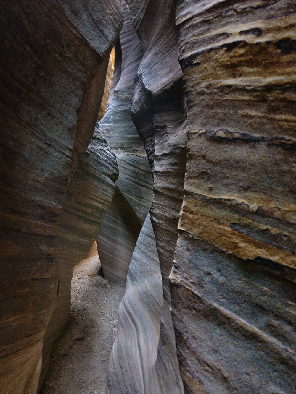 Upper Chute Canyon