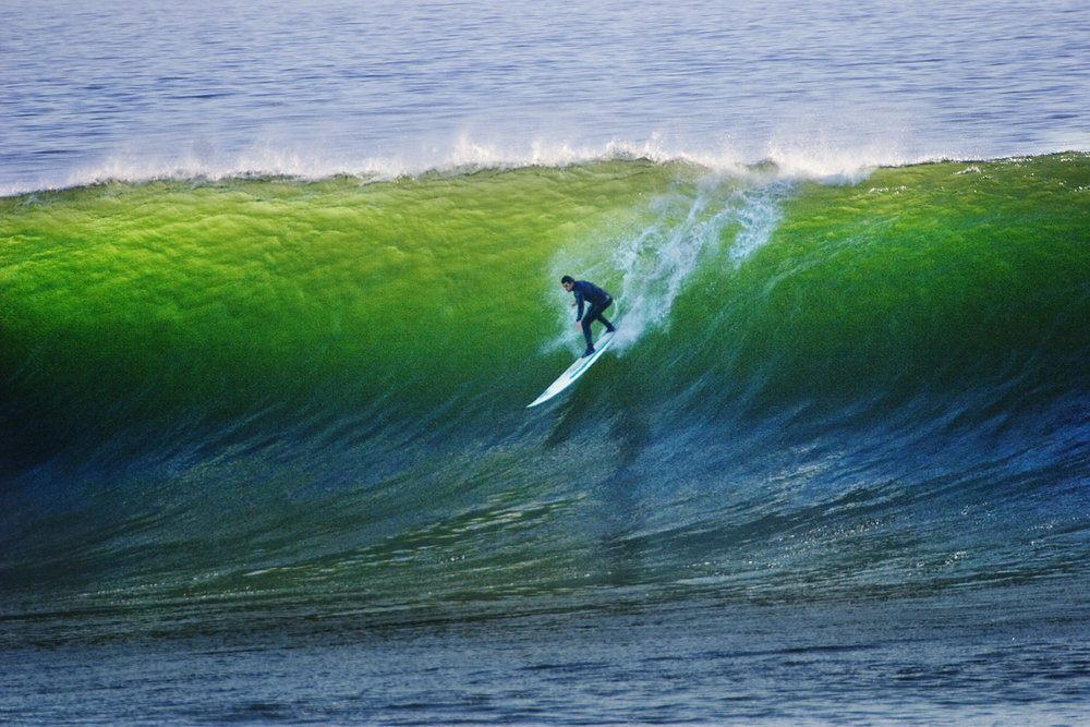 A Big Swell Day