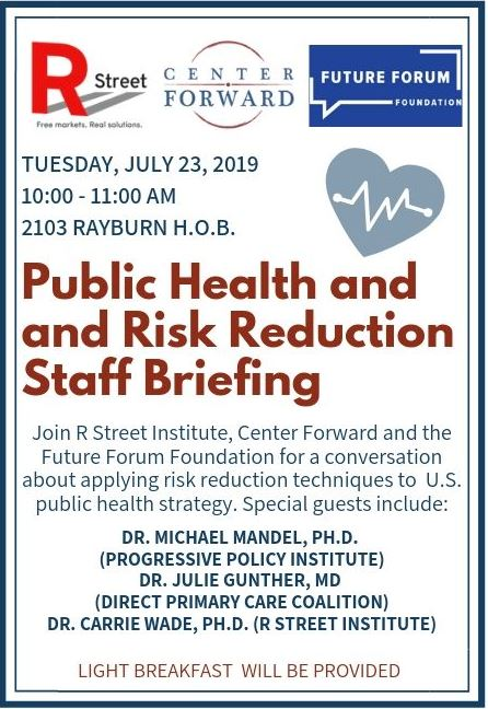 Public Health and Risk Reduction Staff Briefing — Hill Happenings
