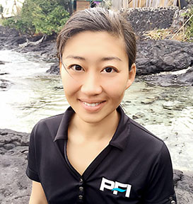 JESSEA-WENJIE LU   Instructor Level:  Intermediate Freediver Instructor  Location:  Oahu, HI, USA