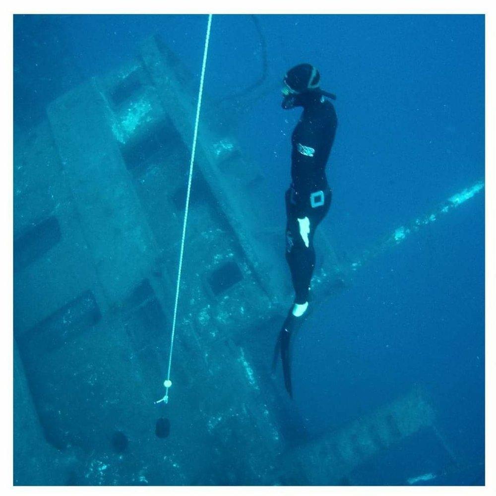 SCOTT FITZSIMMONS   Instructor Level:  Freediver Instructor  Location:  Grand Cayman, Cayman Islands