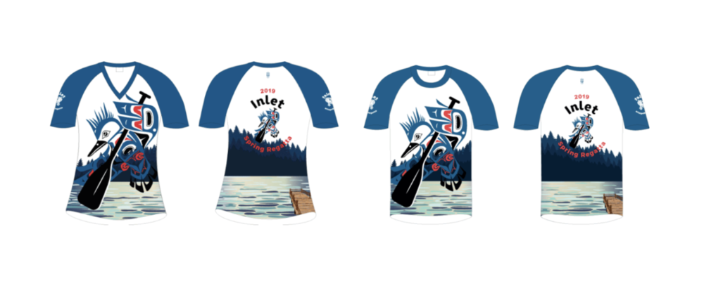 Our 2019 edition shirts - order now as not to be disappointed.