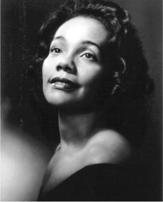 Honoring  Coretta Scott King