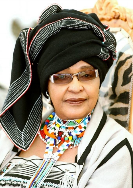 Honoring:    Winne Mandela