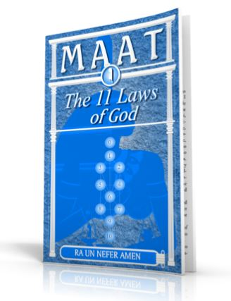 The 11 Laws of God