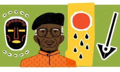 Honoring  Chinua Achebe