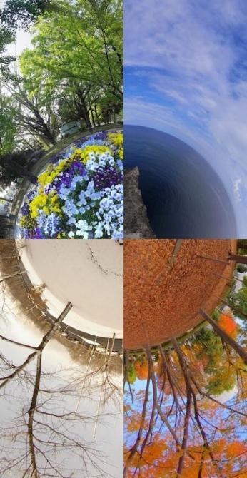 Our Four Seasons (4 cardinal points)