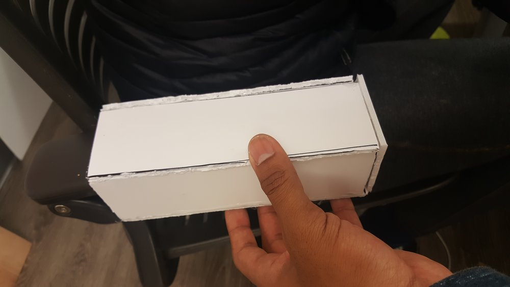 Low -fidelity prototype