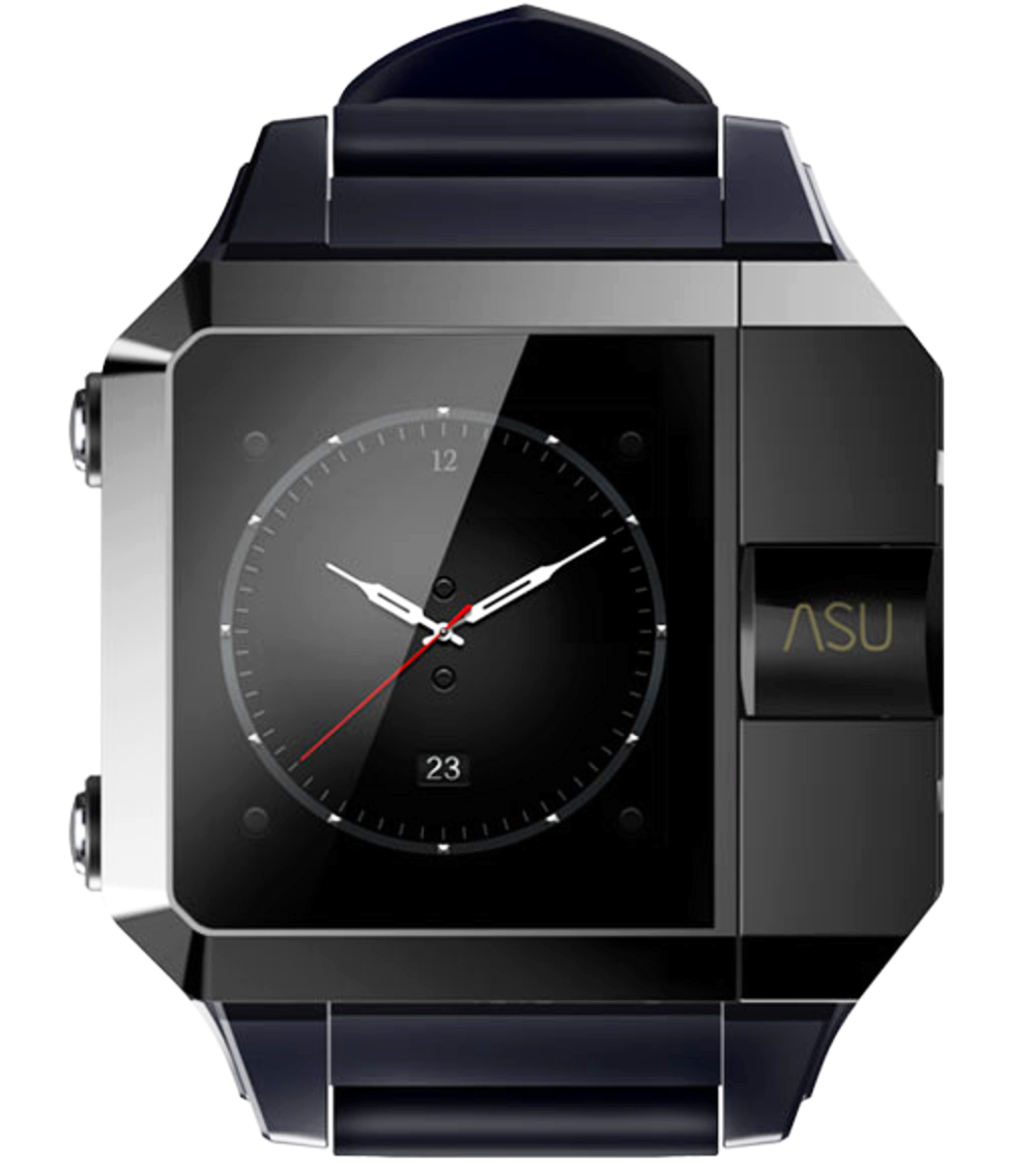 ASU Watch - In 2017 summer, I was helping the product design department of ASU technology to develop the package for their new smart projective watch which they just released on Janurary.