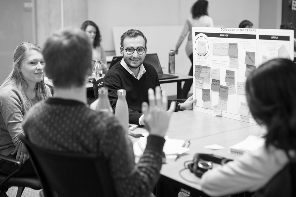 Overcoming  barriers - My team kept trying and brainstorming  until we figured our amazing final solution.  Rather than highly depend on user's feedback, we dig  deeper to identify the real reason behind their reaction. We put empathy on our users, and at the same time we kept viewing those feedback from a macro perspective.