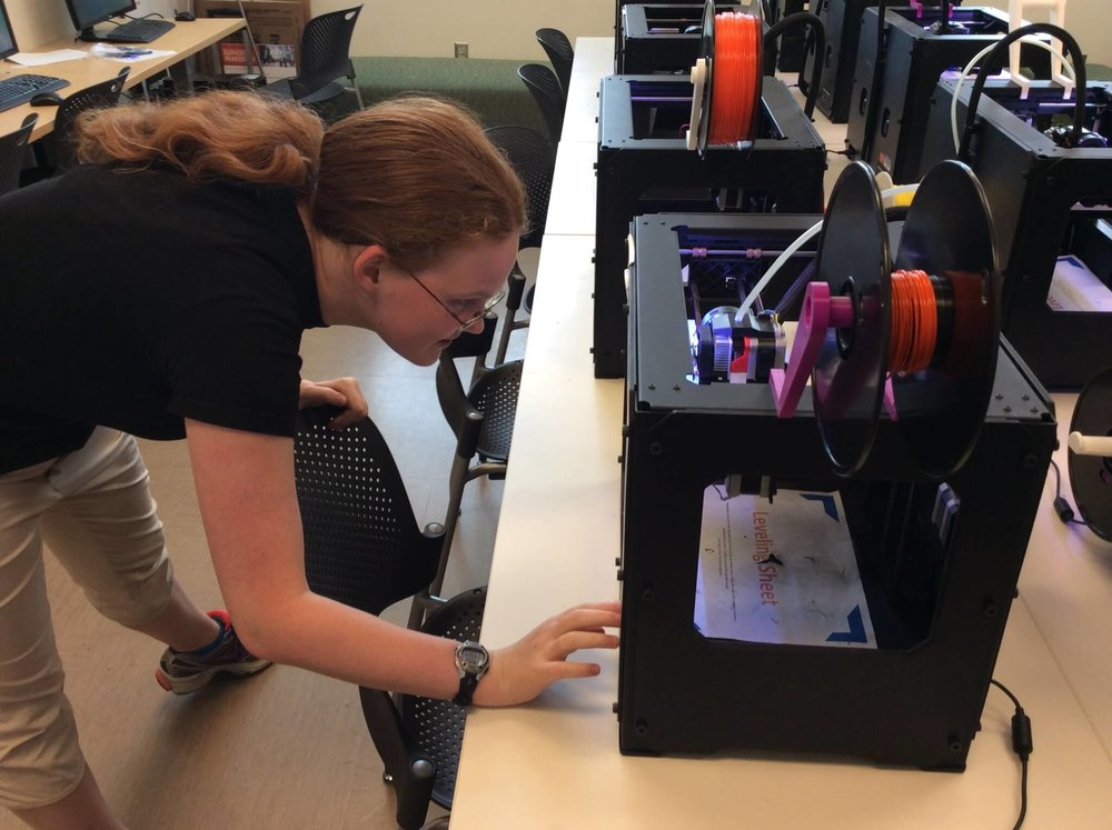 Viewing 3D Printing