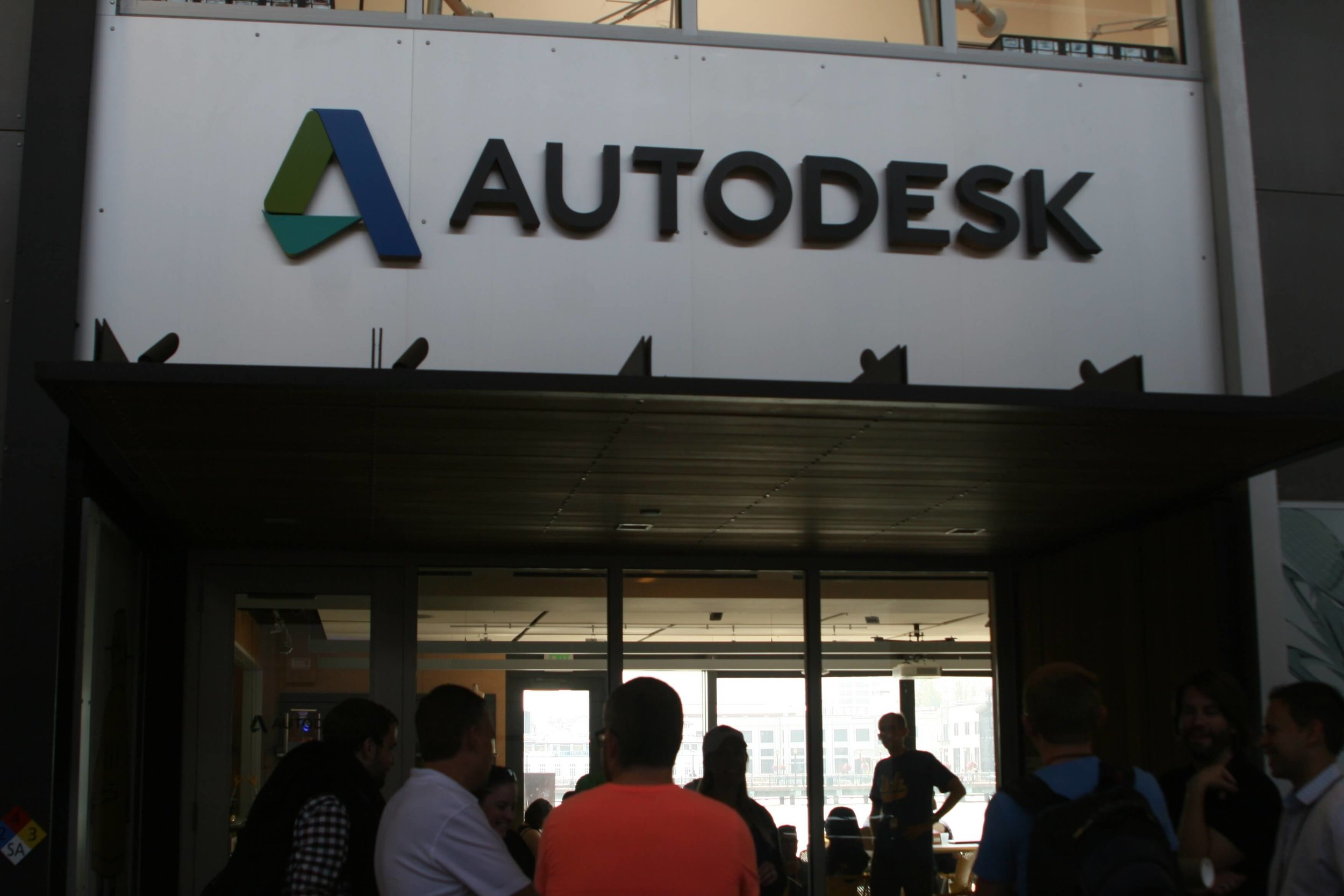 Autodesk maker space at Pier 9