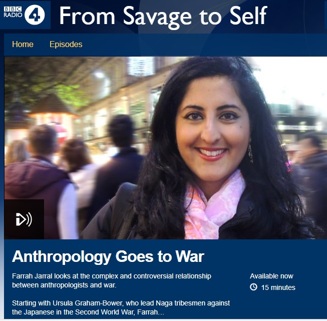 BBC Anthropology Goes to War