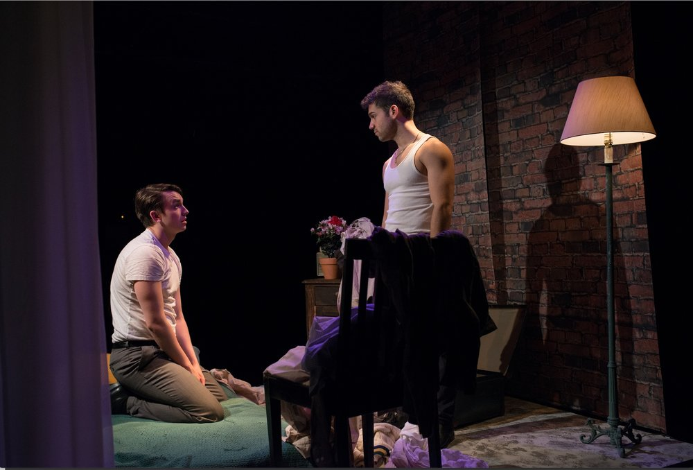 Giovanni's Room - a musical based on the novel by James Baldwin.